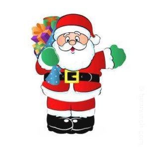Christmas Clipart Santa.Christmas Clip Art Santa Claus Christmas Clipart Wallpapers